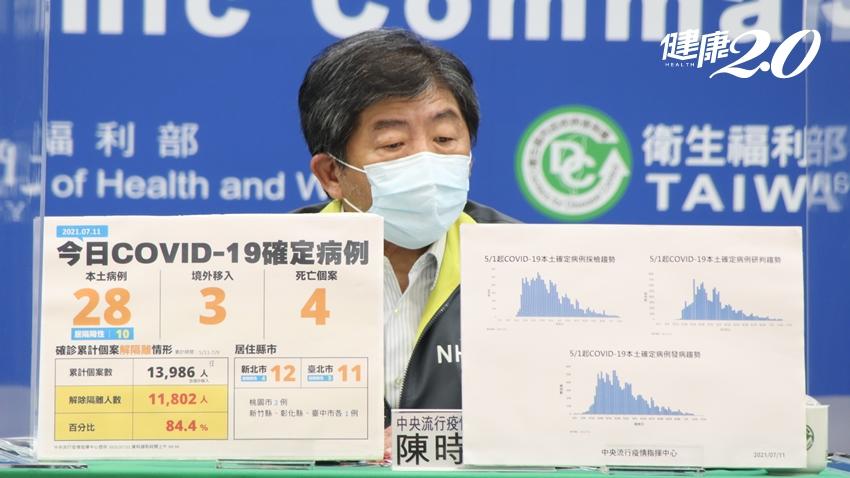 唐鳳公布「疫苗預約平台」接種時程!最快7/16開始接種 未來3周都為AZ疫苗