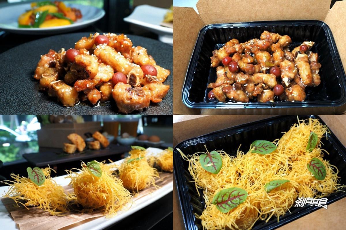 米其林餐盤推薦!海鮮餐廳「澎派餐盒」爽嗑大蝦搭燒鵝,北海道活蟹、爆漿蝦球也能外帶