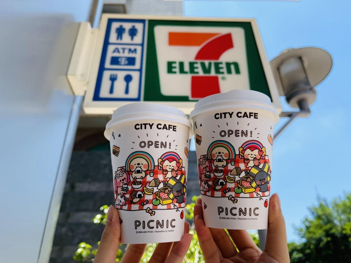 4大超商「微解封」優惠包:小七CITY系列任選第2杯半價,全家咖啡、酷繽沙買一送一
