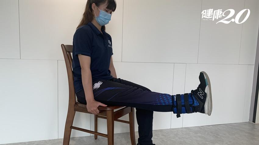 「微解封」外出運動前 醫曝記得幫膝蓋超前部署「這招」每周2次就有效