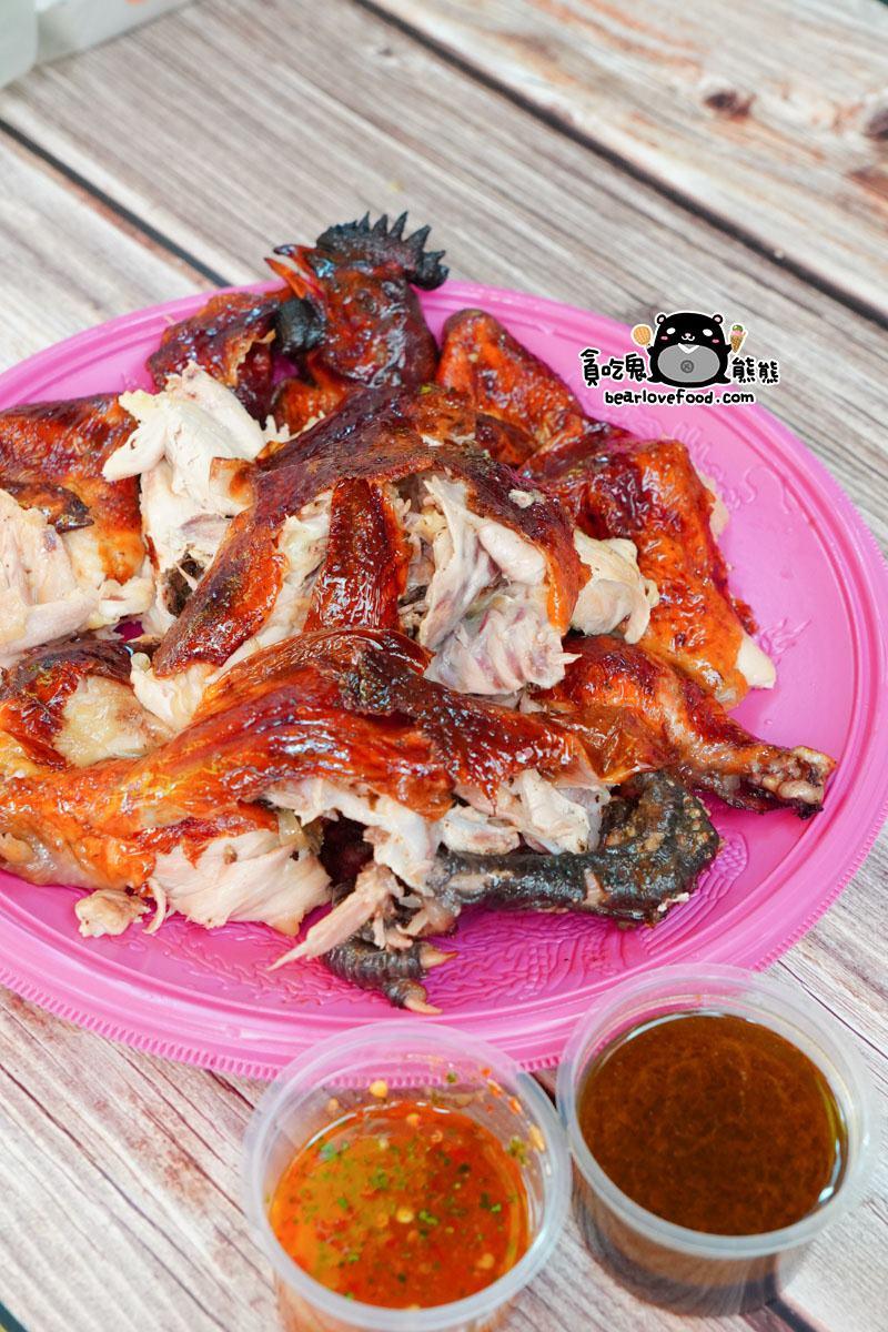 18種香料醃漬!噴汁溫體「桶仔雞」想吃先預約,韓式炸雞淋「特調凱撒醬」鹹甜超唰嘴