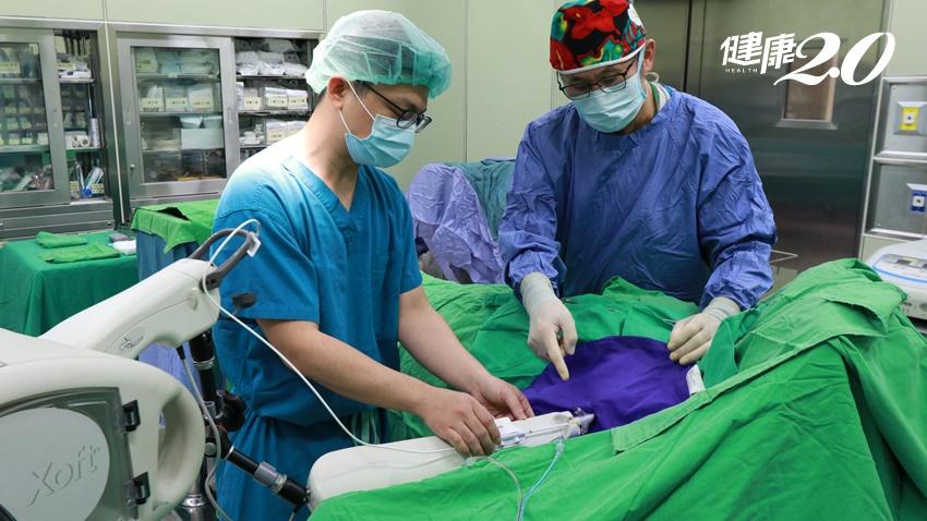 洗澡摸到硬塊!乳癌切除搭配「術中放療」 新技術保留外型且低副作用