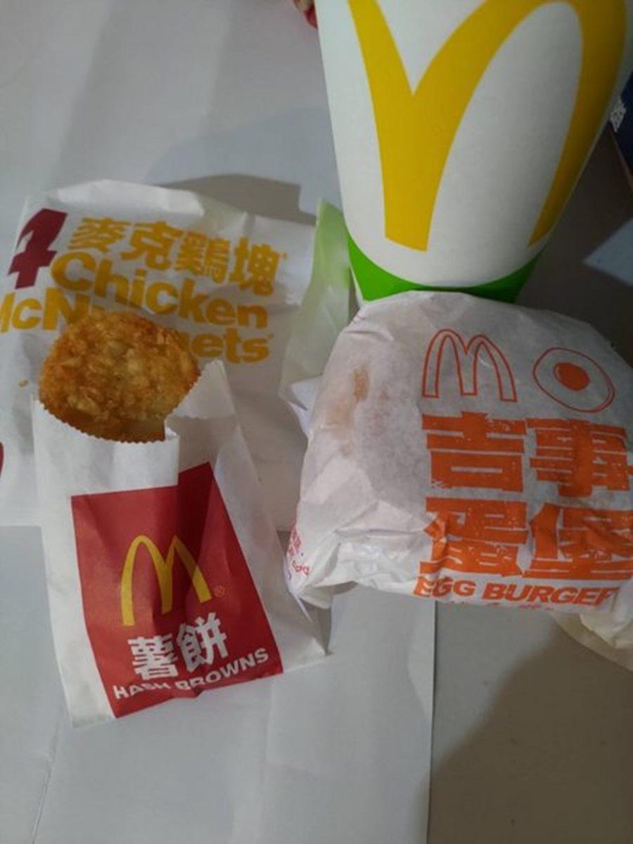 比早餐店便宜!麥當勞「隱藏版吃法」只要52元,一次吃到漢堡、薯餅、雞塊和飲料4餐點