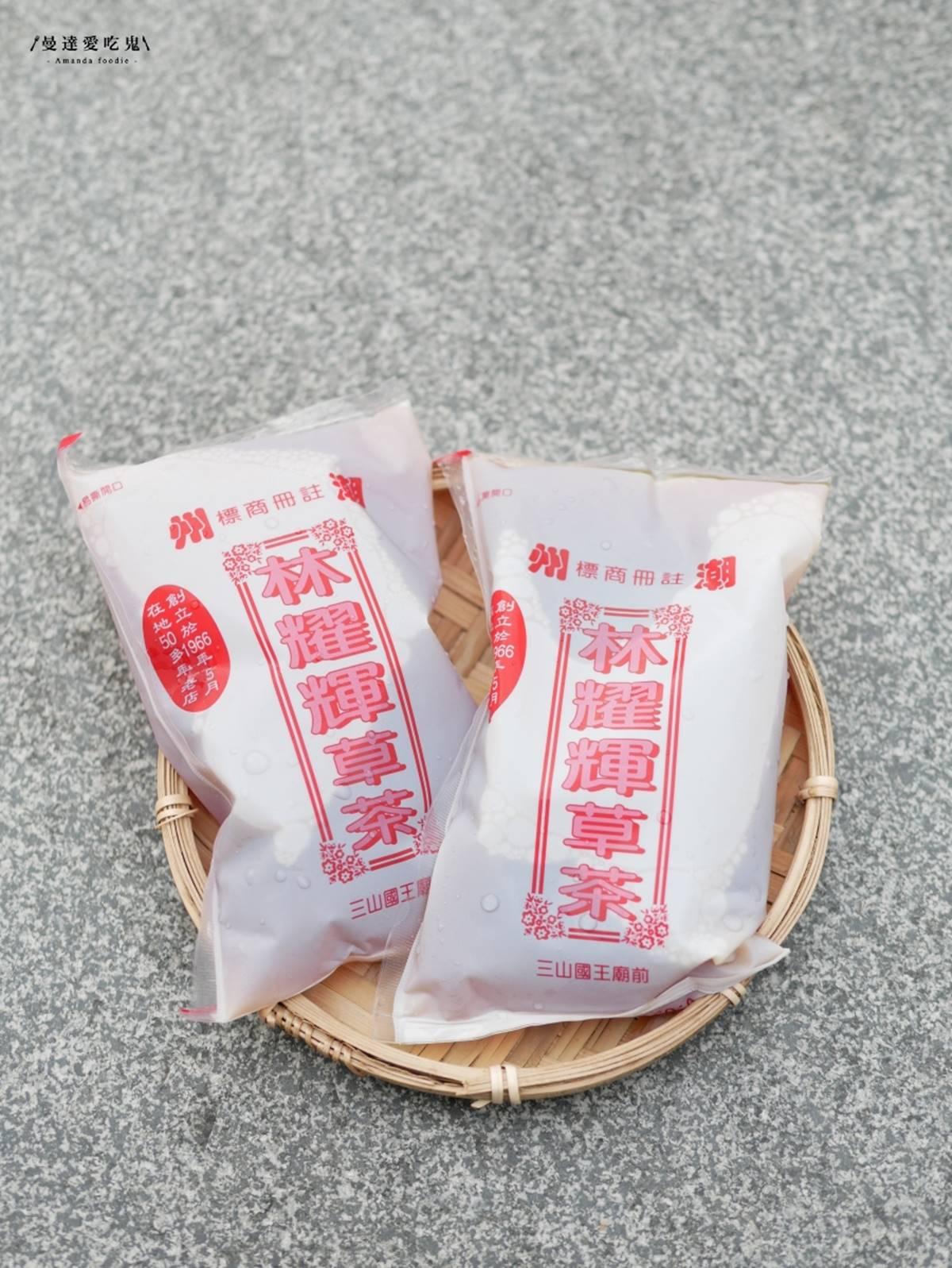 1袋只要13元!55年古早味「青草茶」甘甜又消暑,熬煮4小時喝得到焦糖香