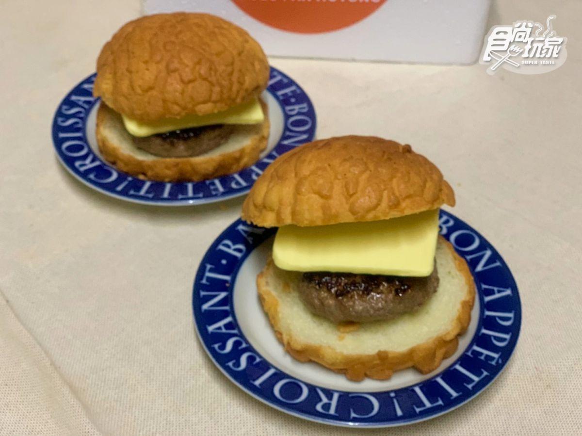 流口水了!胡同新「冰火菠蘿包+和牛漢堡排」邪惡組合,加碼開賣「安東雞韓式年糕」