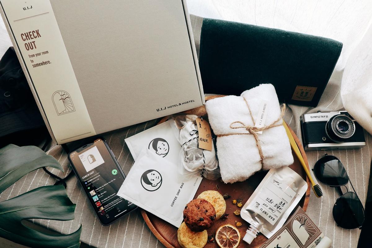 1元就能抽!IG最潮「台南友愛街旅館」推獨家超值組,專屬盥洗包、日系濾掛咖啡秒直送