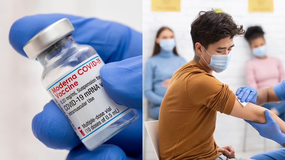 莫德納「副作用發生率」比AZ血栓高!30歲以下男生最危險,打疫苗必做「保命絕招」