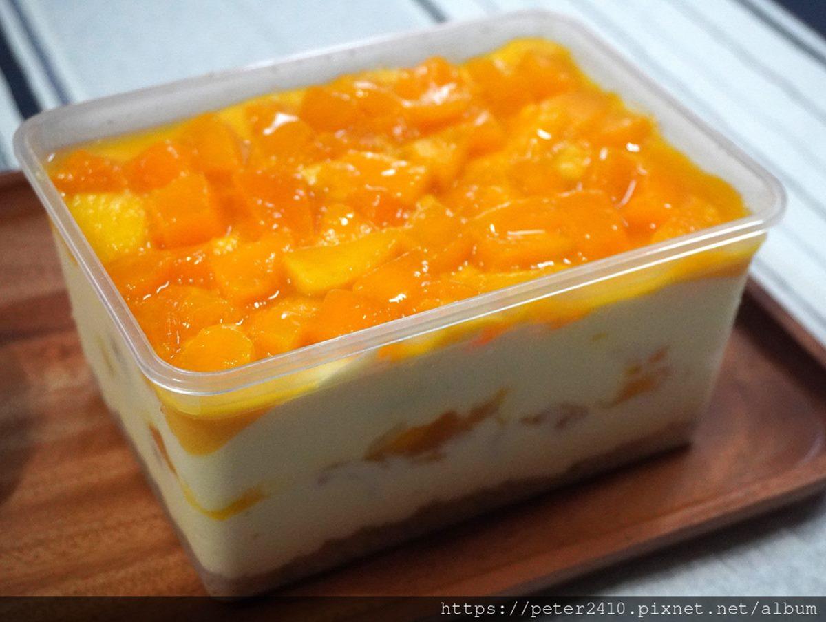 芒果控不能錯過!全台14家爆料系甜點:楊枝甘露起司塔、1公升乳酪盒、珍珠瀑布奶蓋冰