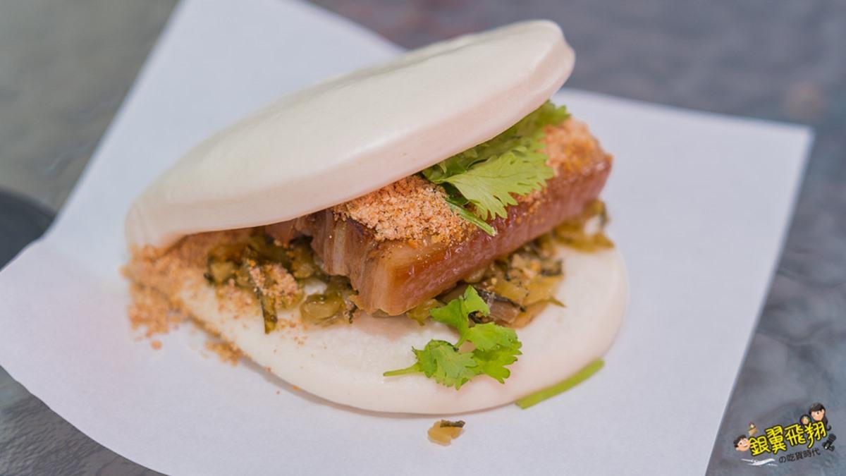 超有哏刈包!北海道明太子+阿拉斯加鱈魚海味滿滿,爆餡泡菜、直火炙燒爌肉也必吃