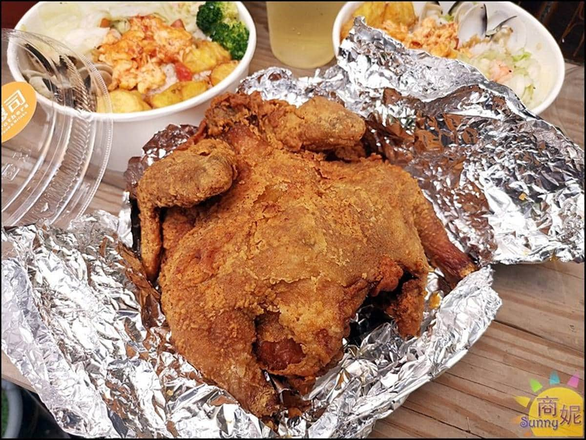 CP值爆表!義式餐館外帶「龍蝦炒飯」只要99元,499元雙人套餐有整隻「紐奧良炸全雞」