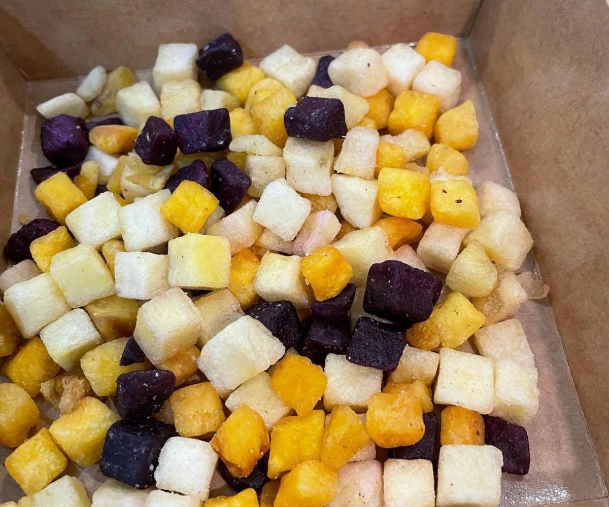 不只纖三薯!好市多夯爆「鮮脆三色丁」1包只要18元,鹹香酥脆超唰嘴