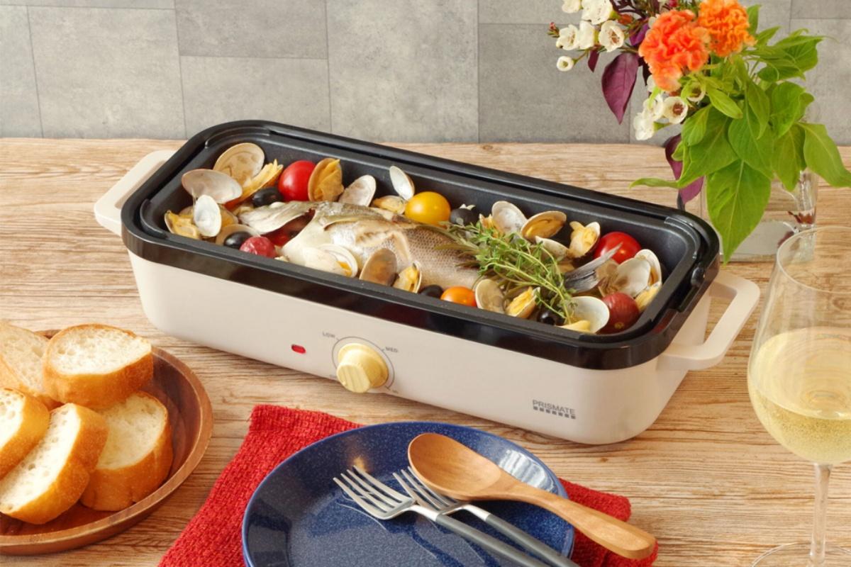 在家也能吃烤肉!5款質感爆棚「燒烤爐」,360度自動旋轉烤、4段火力調節超方便
