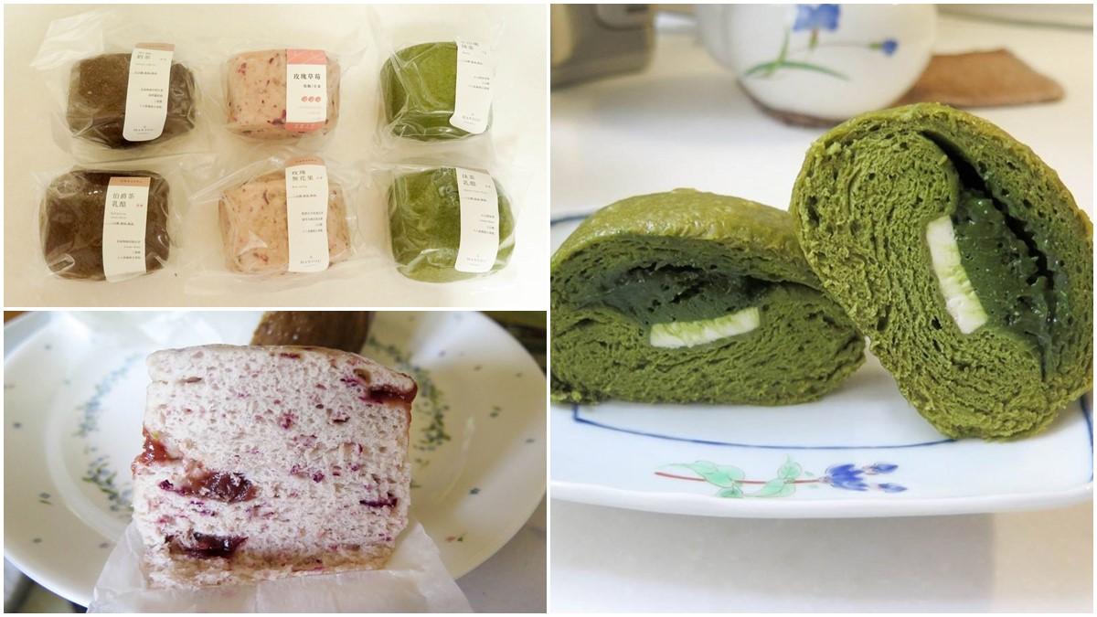 呼叫抹茶控!「小山園」饅頭夾鹹香乳酪超對味,少女必試清香玫瑰+酸甜草莓乾