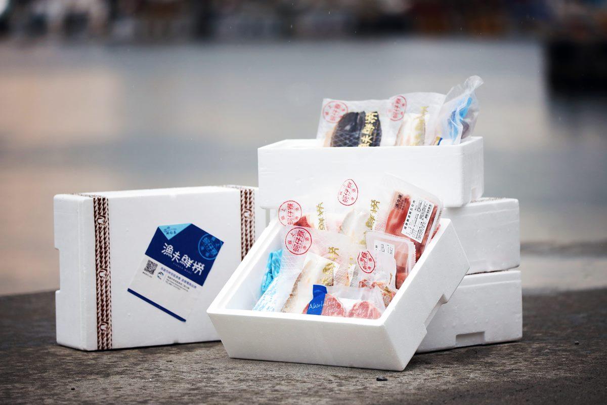 海鮮控快搶!2家在地現撈、吃到飽超狂「海鮮箱」,海陸大餐最低699元還能補助外送