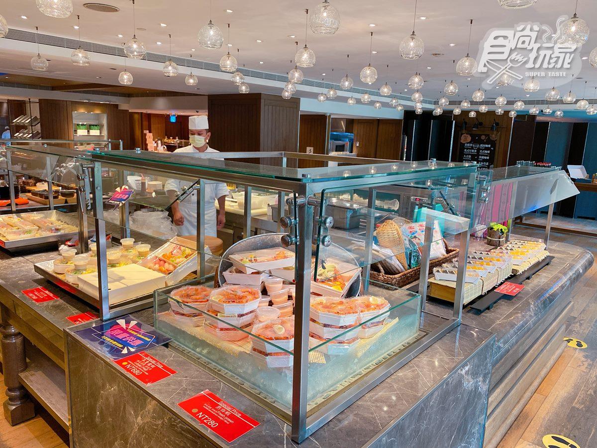全台北最大「吃到飽外帶店」!10大區最低20元能吃,必拿巨型「雞麵包」、超大牛排