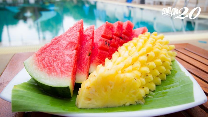 「大暑」炎熱至極!這4種食物是天然滅火神器,由內到外透心涼