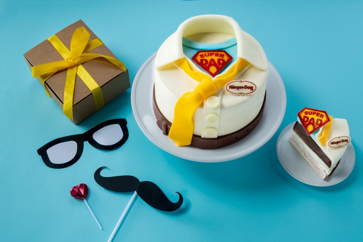 6間「父親節蛋糕」看這篇!Lady M威士忌慕斯、哈根達斯超人爸爸、時飴麵茶千層
