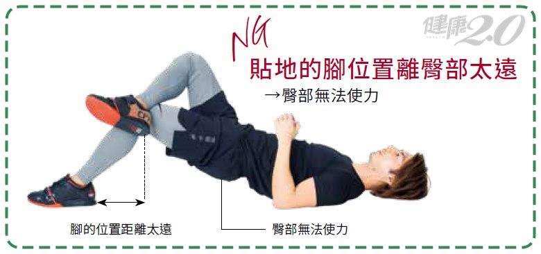 屁股扁平不好看?日本人氣教練教你60秒「單腳提臀」 練出好看臀腿線條