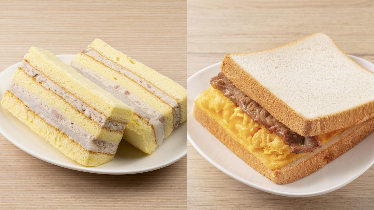 免排隊!全聯開賣豐盛號「肉蛋吐司」,加碼「芋頭麻糬、紐奧良烤雞三明治」超欠吃