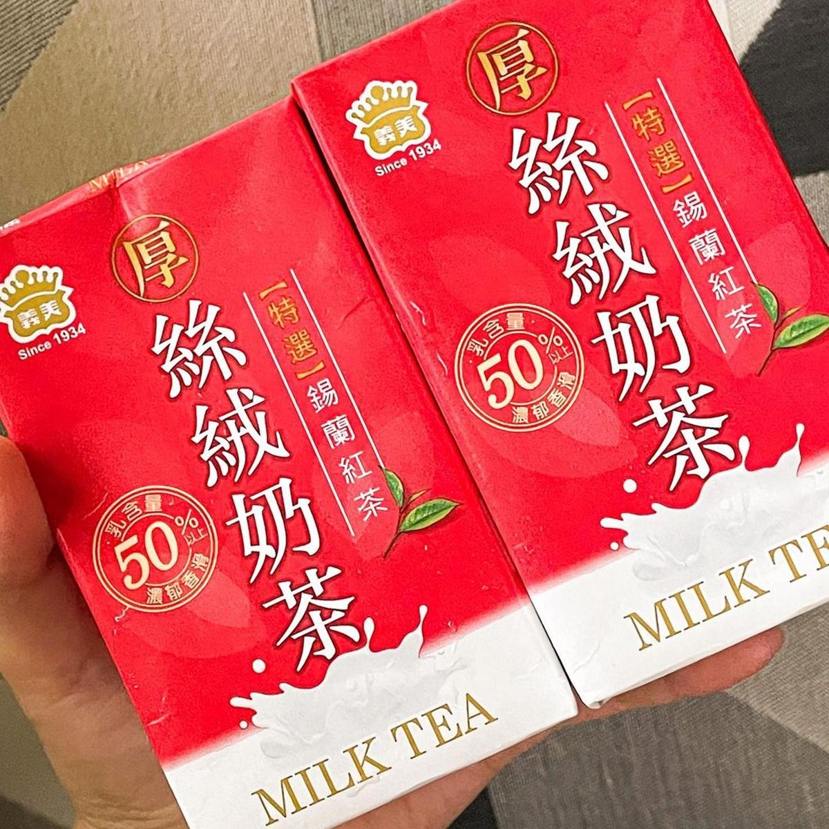 義美「厚奶茶」2.0!好市多「厚絲絨奶茶」1罐只要11元,濃厚奶香、甘醇茶韻太犯規