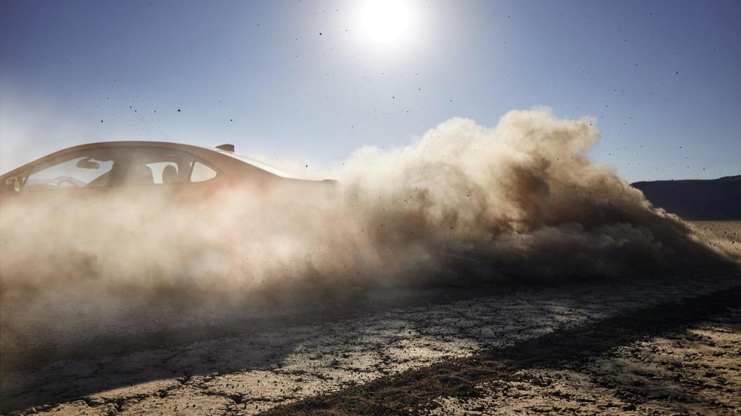 全新WRX預計在2021年8/19在紐約車展中正式亮相。(圖片來源/ Subaru) Subaru再度釋出新WRX預告! 鹽灘地中起舞展示剽悍越野性能