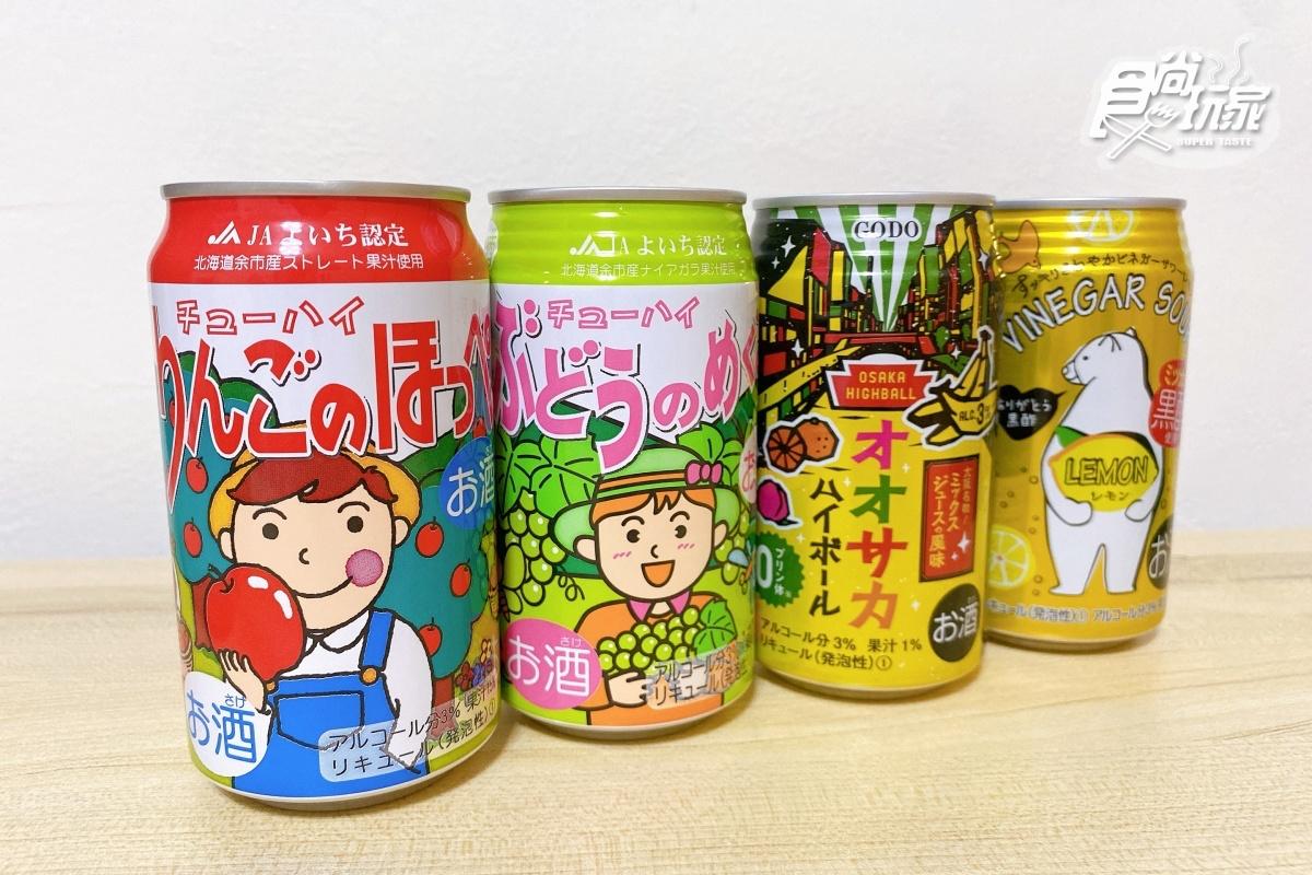 「一蘭拉麵」JASONS也有!日本季限定零食+酒品,進擊的巨人泡麵、水果酒必收