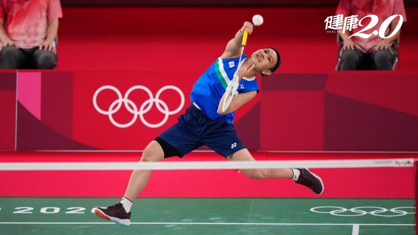羽球球后小戴贏印度1姊卻輸陳雨菲,醫師說原因 加碼打羽球10大好處