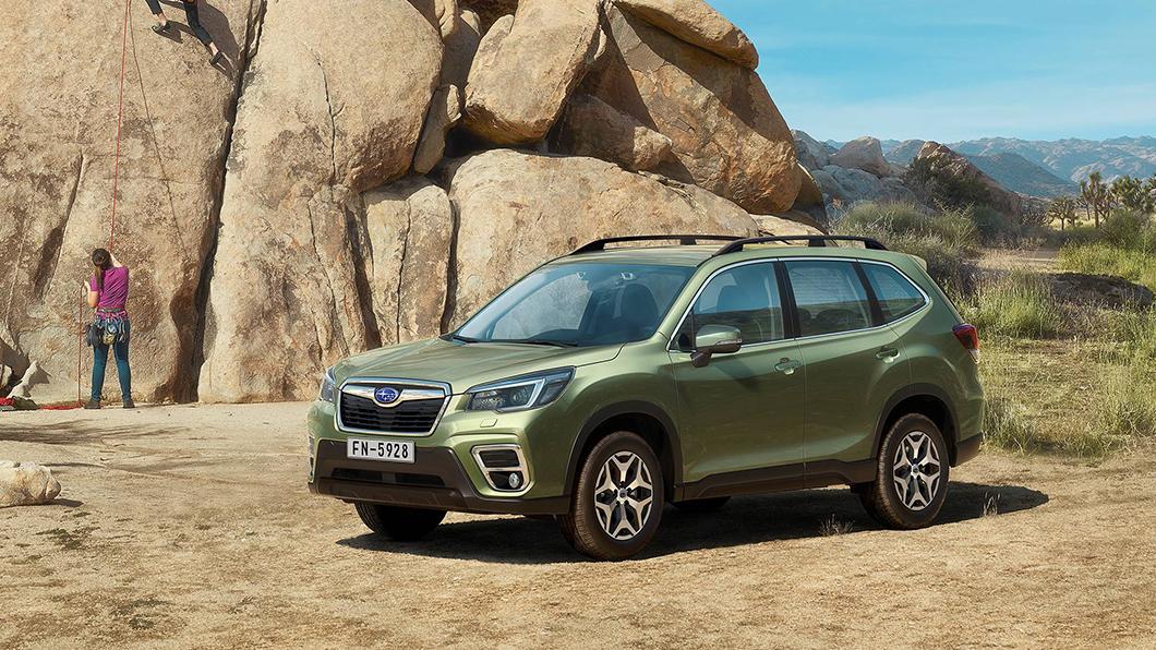 Subaru歡慶父親節,本月入主全車系最高可享價值13.8萬元優惠。(圖片來源/ Subaru) Subaru歡慶父親節 本月入主最高享13.8萬優惠