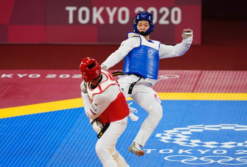 韓國奧運跆拳道銅牌得主曾罹淋巴癌,希望鼓舞病友 醫師提醒7症狀恐是淋巴癌
