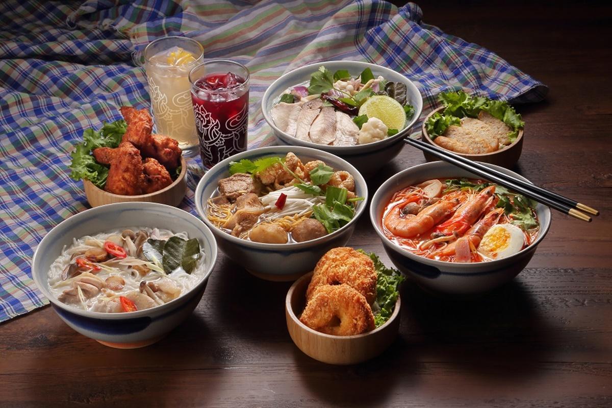 一週菜單秒傳好!7-11x「台北W飯店、泰式頌丹樂」直接送到家,8月底前30款組合上線