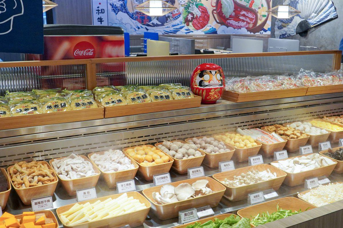 【新開店】399元吃到飽!馬辣新品牌「涮樂和牛」祭100種食材,還有和牛壽司無限吃