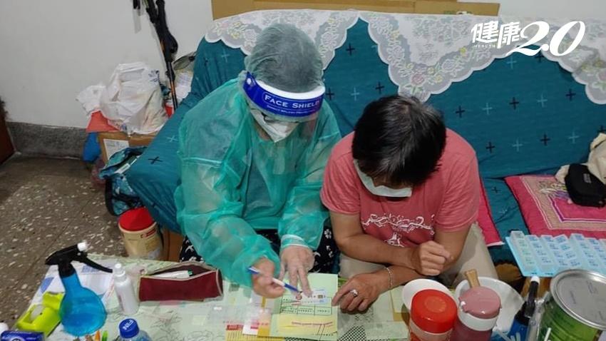 台北市疫苗「到宅施打」機動服務,開放申請至8月16日