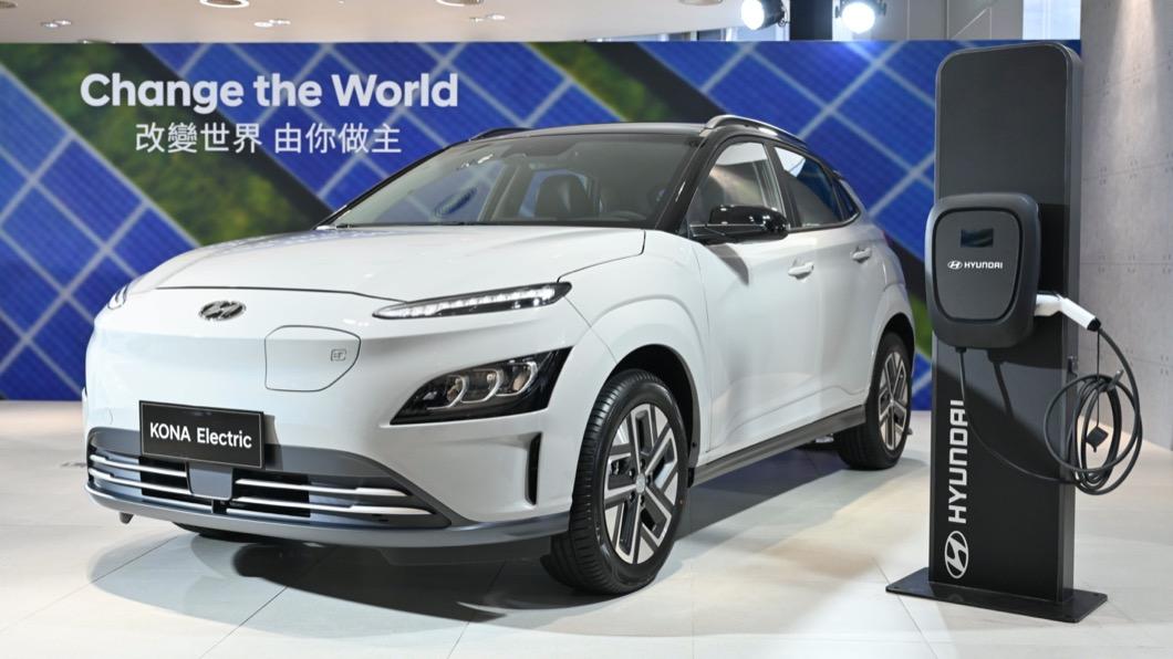 Hyundai於8/9發表Kona Electric,這台純電休旅車有著相當鮮明的性格。(圖片來源/ Hyundai) 全台最便宜電動車現身! 現代Kona Electric限時優惠價119.9萬起
