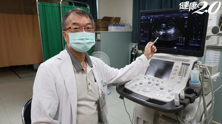 女童不明原因上腹痛1年 靠「腹部超音波」揪出腎盂輸尿管阻塞!非典型腹痛常見6大疾病