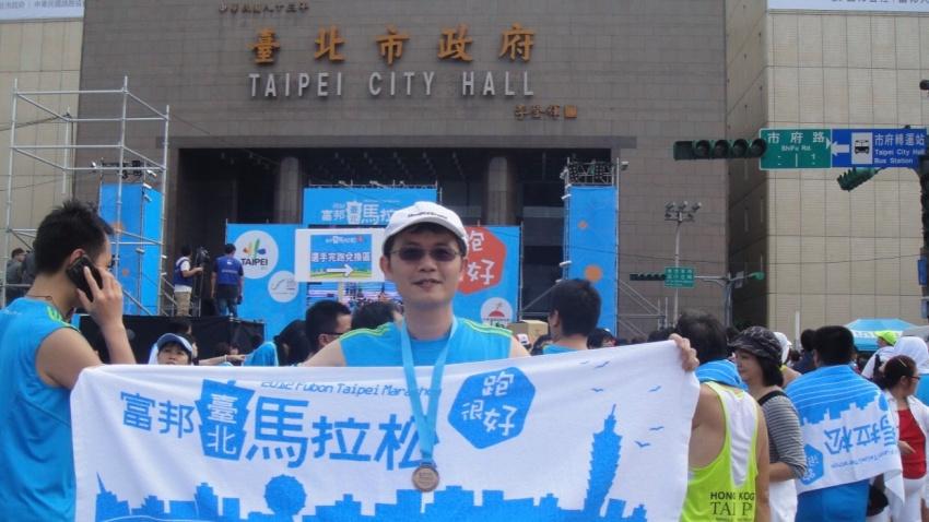 瘋奧運才知輔大醫師全是「運動咖」江漢聲院長是桌球會長、許書華是短跑健將