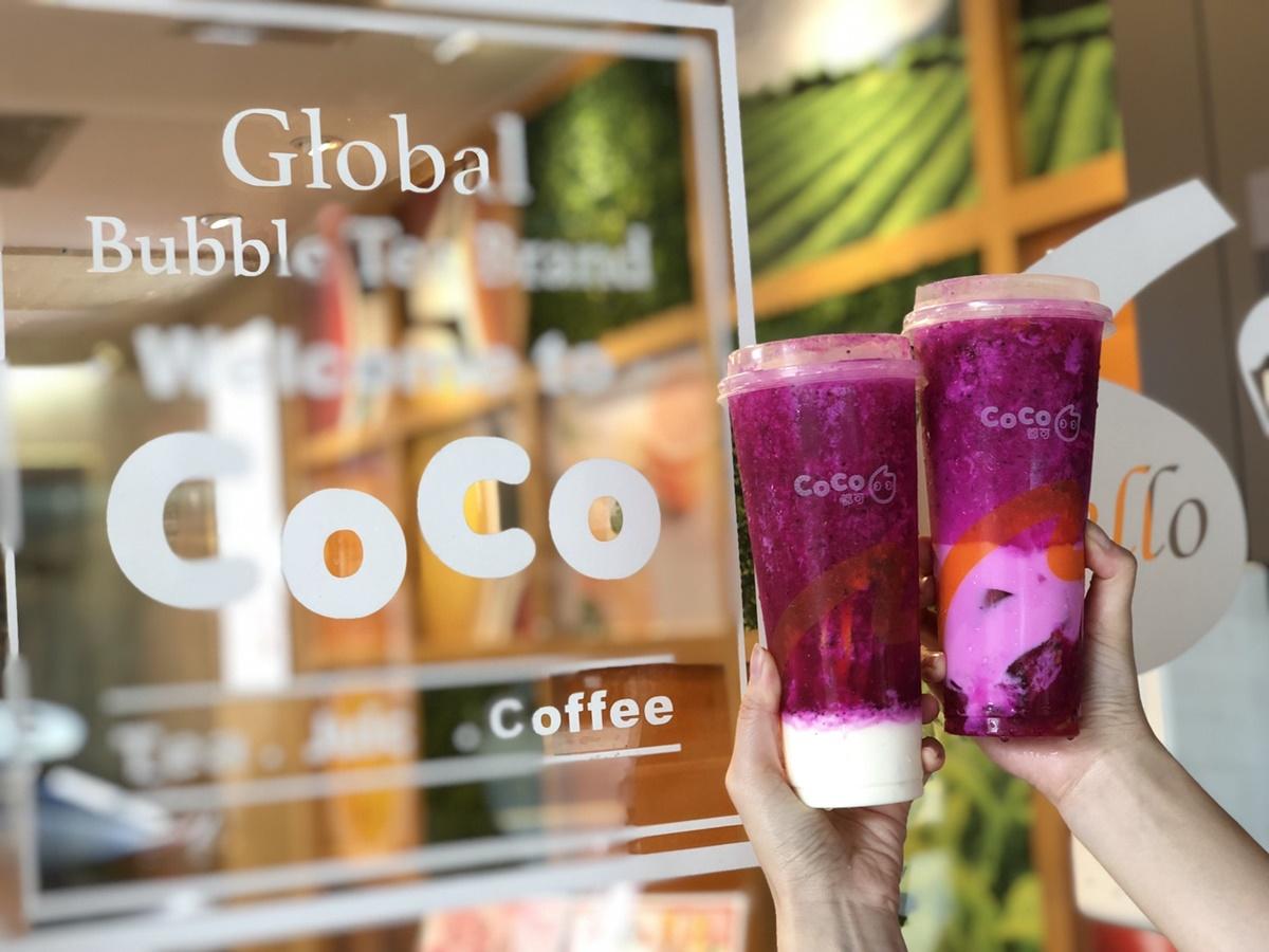 CoCo「紅火龍果」手搖到!桃紅色漸層+優酪乳、蜜香凍都推,滿額享85折及現省5元