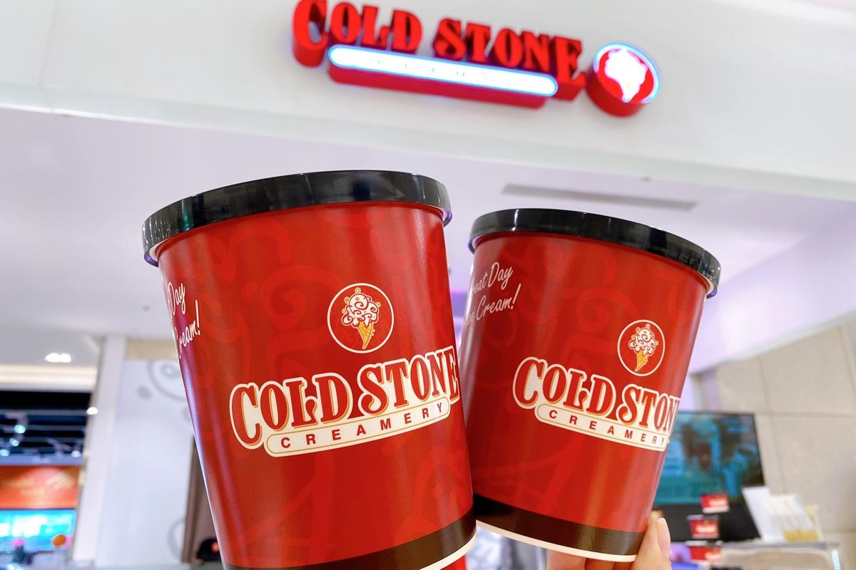 冰淇淋買一送一!COLD STONE「中杯冰淇淋、歡樂桶」整月免費吃,冰淇淋蛋糕現折180元