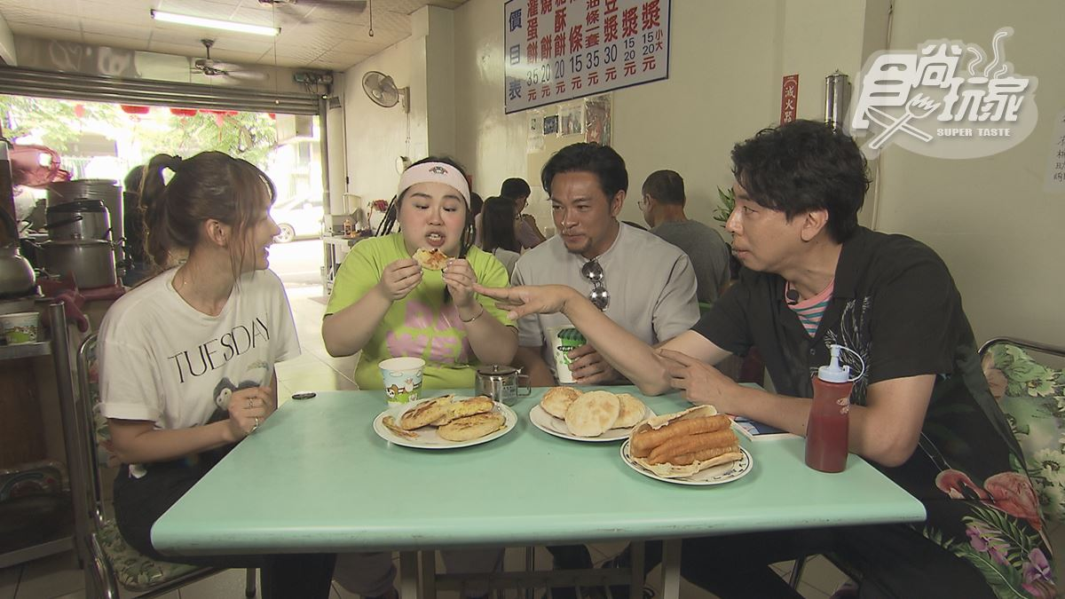 8/19節目《瘋狂總部》店家資訊:台中鐵馬道美食