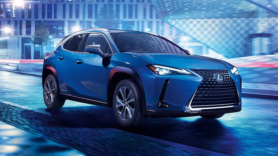 UX 300e確定9月29日發表上市。(圖片來源/ Lexus) UX 300e確定9月29發表 Lexus首款電動車即將在臺上市