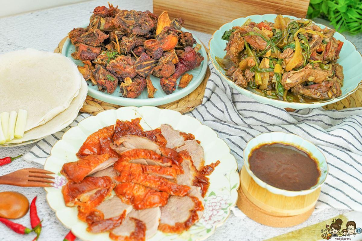 每天限量供應!超人氣「炭火烤鴨」吃得到鮮嫩肉汁,重口味必嗑香脆「招牌鹹酥鴨」