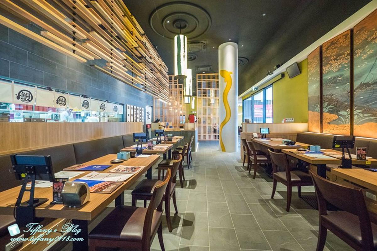 網美系鰻魚料理!打卡必點繽紛毛毬壽司,大分量「鰻魚桶飯」台灣特有吃法要加溫泉蛋