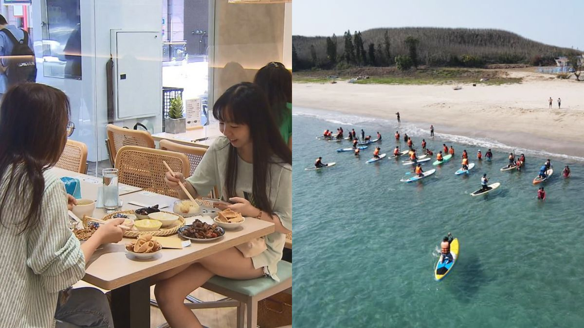 死亡個案再+0!新北市宣布家人用餐仍要梅花座、隔板,澎湖水域活動8/24開放