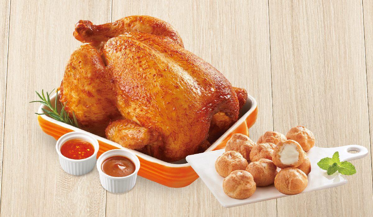 2速食店限定好康!超狂「1台斤炸雞」這天7折爽吃,現賺近百元嗑烤雞再送比利時泡芙