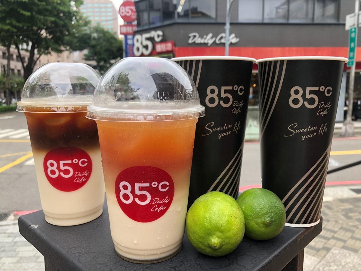 85度C「檸檬多多」第2杯20元來了!加碼最夯「燕麥奶拿鐵、紅茶」爽喝第2杯半價
