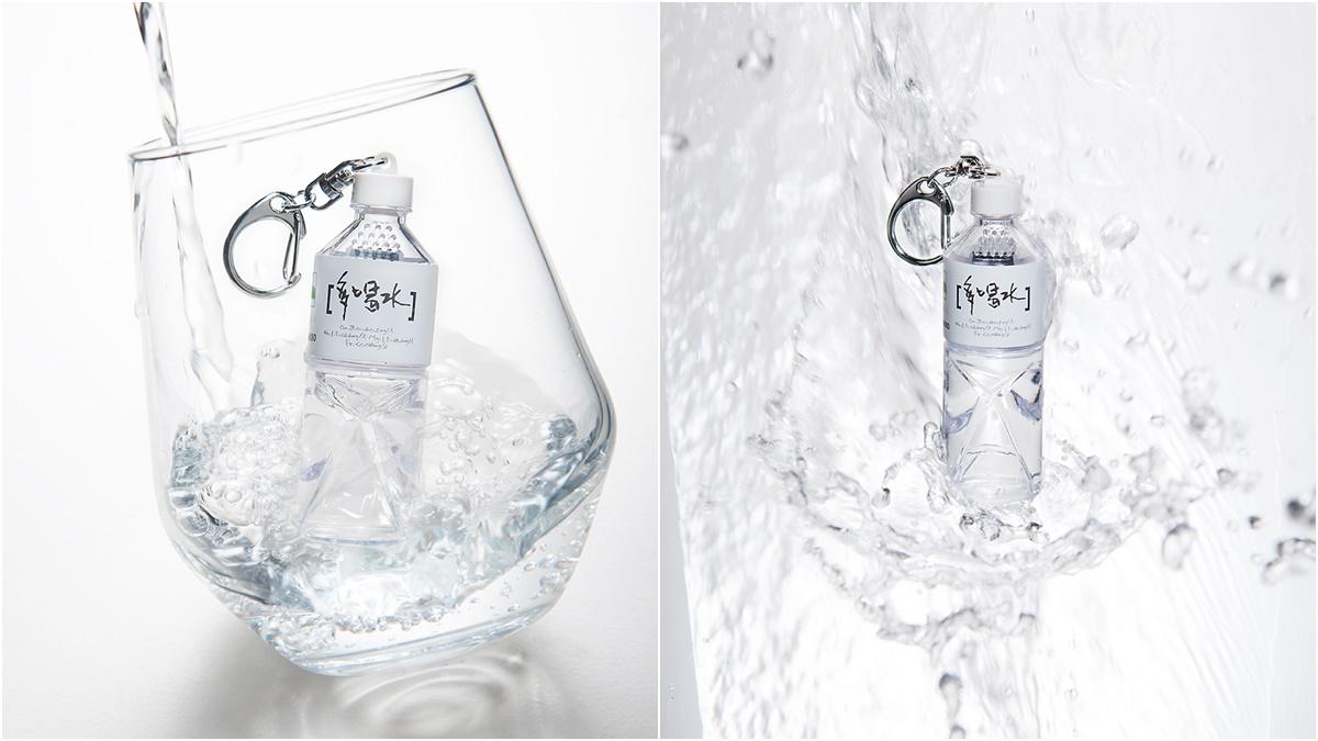 貼心提醒補充水分!悠遊卡最新「多喝水3D造型卡」,嗶卡還會聽得到經典台詞