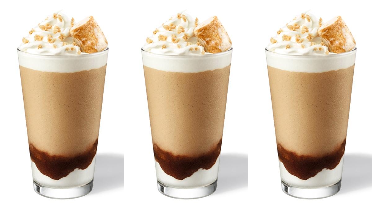 星冰樂第2杯半價!星巴克「烤棉花糖咖啡星冰樂」新開喝,還有台灣限定玉兔雲朵杯要收