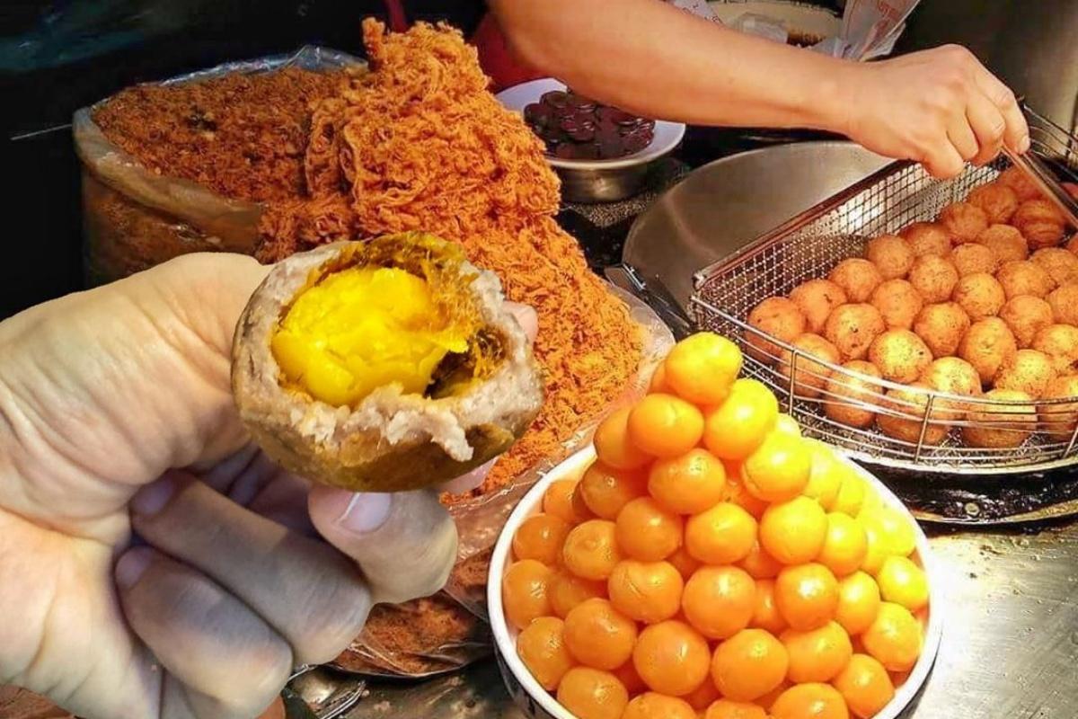 《2021米其林指南》台北8大夜市23攤上榜:菊花肉麵、冰火湯圓、香酥芋丸超欠吃