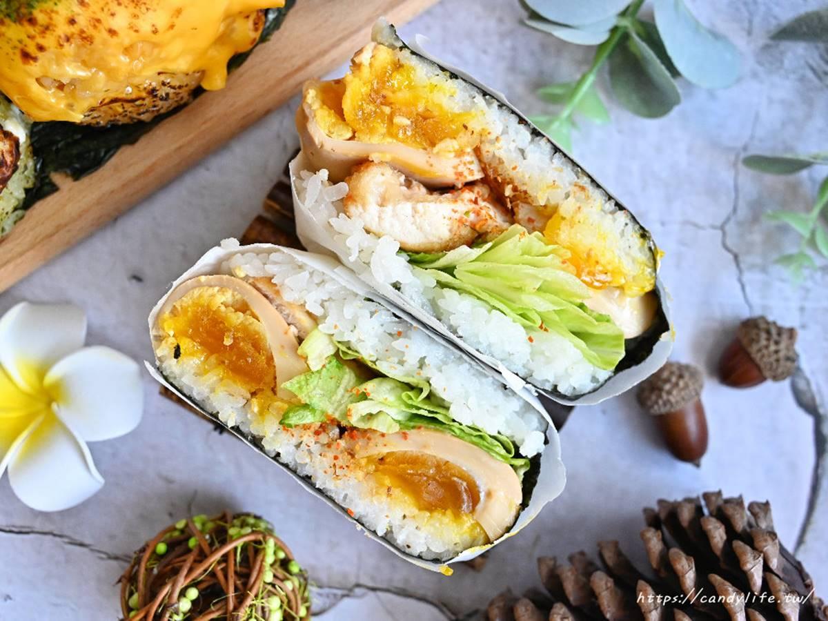 晚來吃不到!IG瘋傳三角造型「日式飯糰」超可愛,邪惡炙燒系列先嗑「起司明太子」