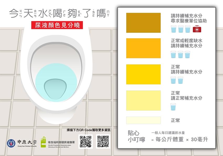 驚見尿液「這顏色」很危險!聰明喝開水5要訣 助排毒、甩肥胖、防尿道炎