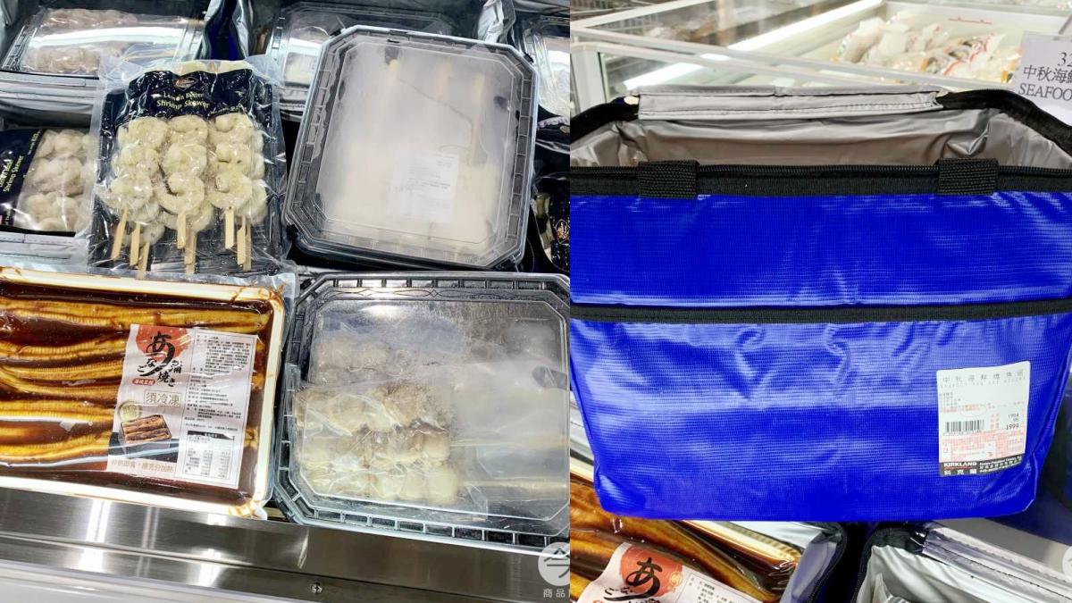 中秋烤肉衝好市多!先搶超澎派「海鮮燒烤組」,奶油蝦+帆立貝一次滿足